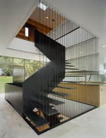 Box Stairs Design Modern Stair Design Continuous Cool Studio Mm Architect