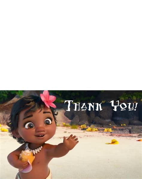 Moana Card Template by Musings Of An Average Moana Thank You Cards