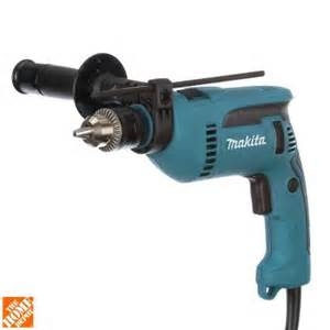 home depot drills makita 5 8 in hammer drill hp1640 the home depot
