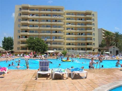 Apartments Bellevue Alcudia The Leda Block Picture Of Bellevue Club Port D Alcudia