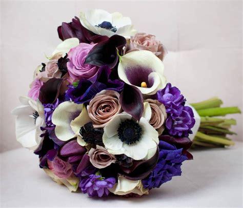 anemone bouquet 50 awesome anemone wedding flowers