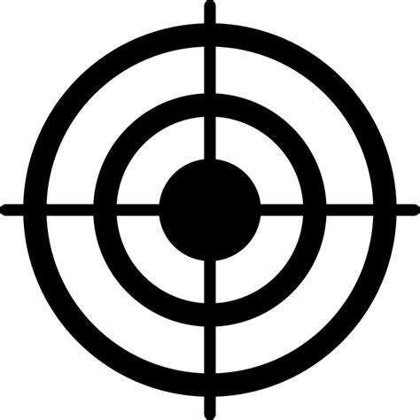 printable aiming targets kostenlose vektorgrafik ziel schie 223 en sport kreis
