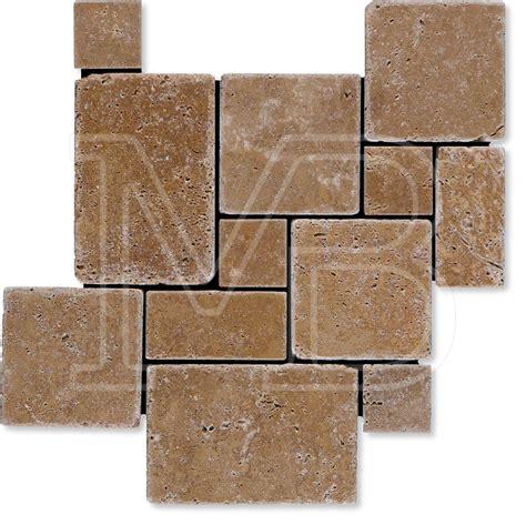 Bros Tile Mini mini pattern tumbled marble bros