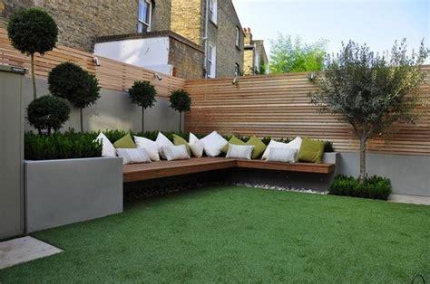 10 ideas para sentarse en patios y jardines   Decoración