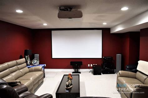 home theater design gallery home theater design and installation projects in surrey