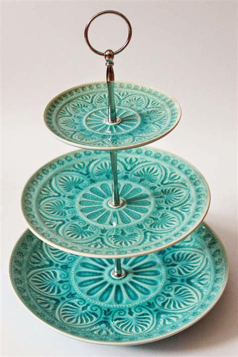 etagere keramik aline im wunderland l 246 chrige teller