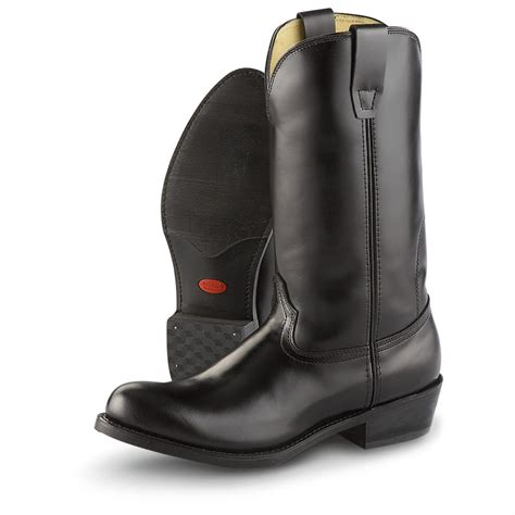 mens durango boots s durango boot 174 western pull on boots black