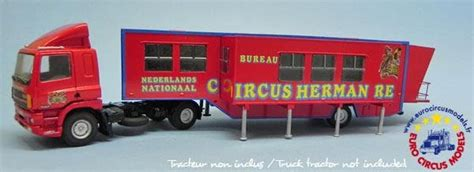 circus photo magazine model circus herman renz bureau wagen
