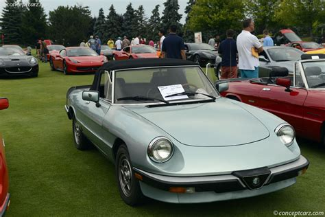 1983 Alfa Romeo Spider by Auction Results And Data For 1983 Alfa Romeo Spider Veloce