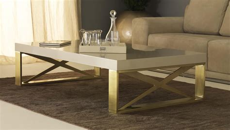 Gold Nesting Coffee Table What Are The Unique Features