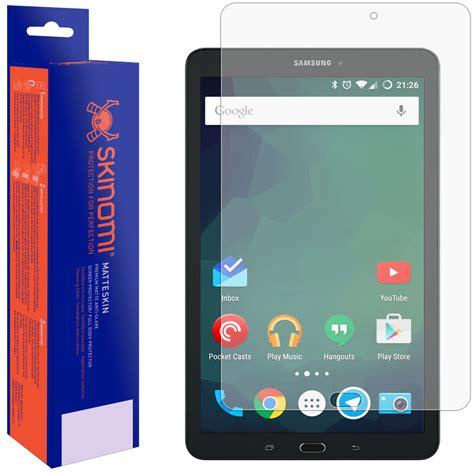 Samsung Tab E 8 skinomi matteskin samsung galaxy tab e 8 0 screen protector