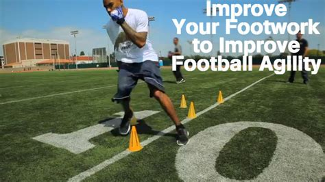 how to your agility improve your footwork to improve football agility stack