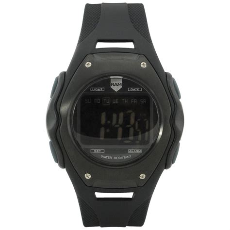 ram 600 series digital tactical 229307 watches at