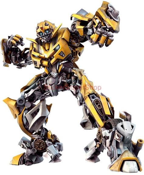 transformers wall stickers choose size bumblebee transformers decal removable wall sticker decor no 2 ebay