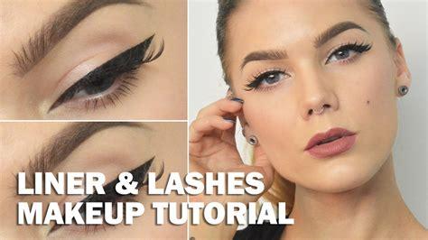 eyeliner tutorial linda hallberg liner lashes with subs linda hallberg makeup