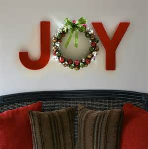 up mommy creek diy christmas wall art part 2