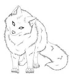 arctic fox color arctic fox coloring pages cooloring