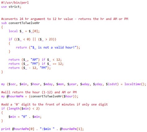 perl script template 28 images how to comment out and