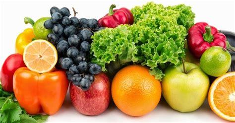 fruits w fiber 6 fruits and 12 vegetables that a high fiber