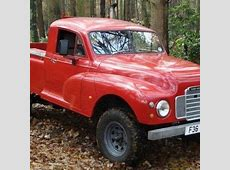Morris Minor on Land Rover chassis | Unusual Land Rovers ... Morris 4x4 Jeep Information
