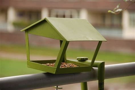 Balcony Bird Feeder like this how about these