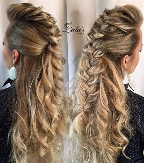 Mohawk Braid Hairstyle by Ahh It S Like A Mohawk Braid Hair