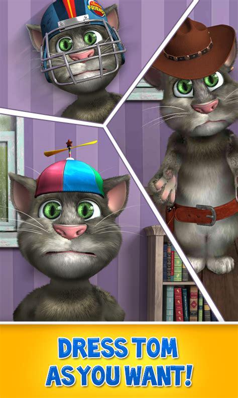 download mod game talking tom talking tom cat 2 full v5 0 1 android apk hack mod download