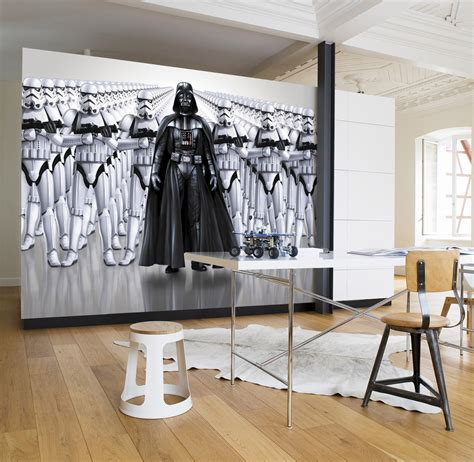 star wars stormtrooper wall mural dream bedroom star star wars imperial force photo wallpaper wall mural darth
