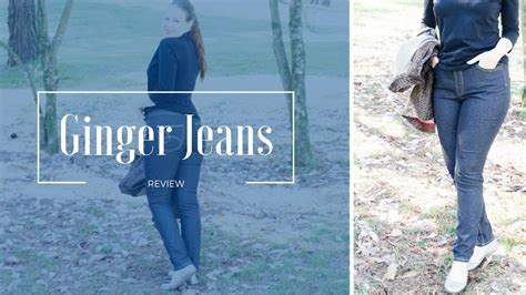 pattern review ginger jeans ginger jeans by closet case patterns sewing pattern review