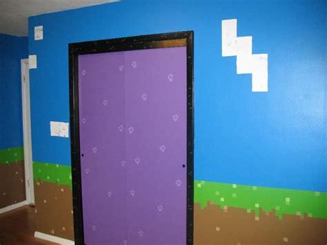 Minecraft Bedroom Paint Ideas Minecraft Portal And Minecraft Bedroom On