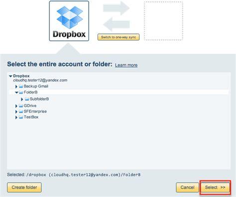 dropbox folder how to backup dropbox folder to onedrive cloudhq support
