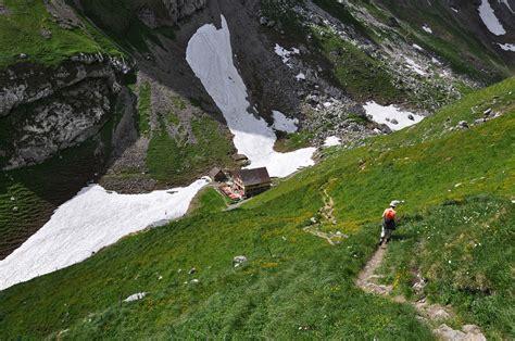 feuerstellen appenzell h 246 hen bergweg der klassiker appenzellerland tourismus