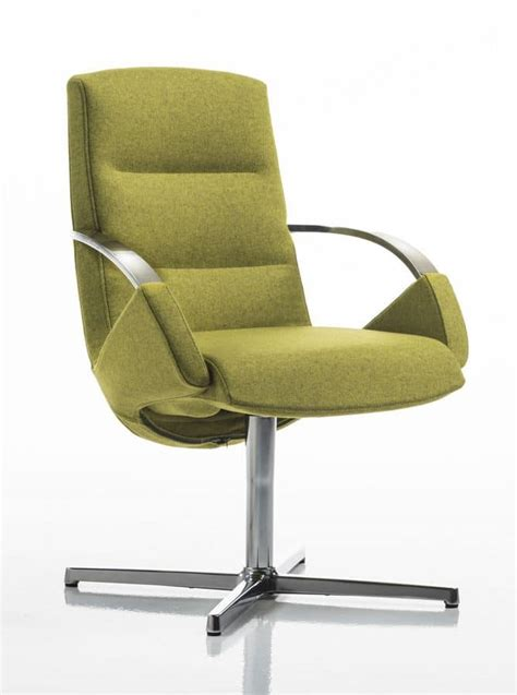 armchair races elegant office chair swivel base with 4 races idfdesign