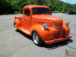 Dodge Up Truck 1947 Dodge Up Truck