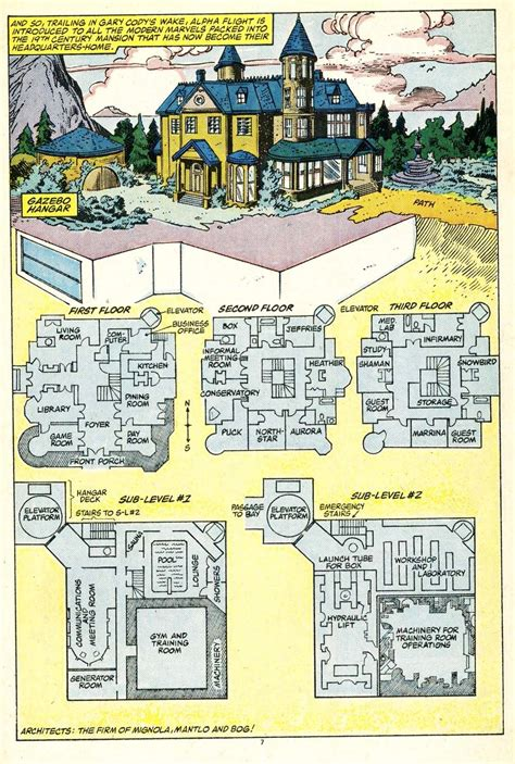 x men mansion floor plan mansion alpha marvel database fandom powered by wikia