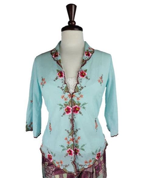 pattern baju blouse 251 best kebaya indonesia images on pinterest kebaya