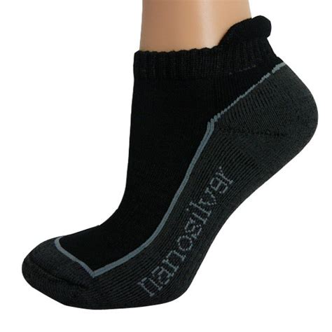 Terry Socks ankle terry socks with molecules of silver nanosilver eu