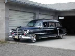 1950 Cadillac Hearse For Sale 1951 Cadillac Limousine