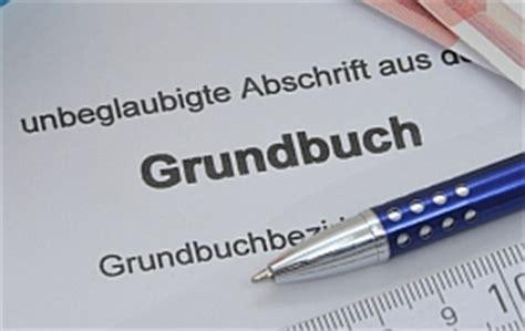 Was Kostet Grundbuchauszug by Bwh Auszug Aus Dem Grundbuch Unbeglaubigt