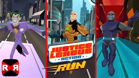 summary justice an all action justice league action run all boss fight android for free