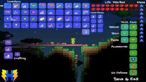 terraria bed crafting video terraria battle standard summon the goblin army