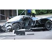 Fatal Pagani Zonda Roadster Accident In Watford
