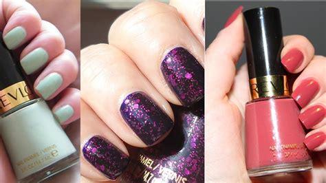 revlon nail colors revlon nail colors swatches 2017