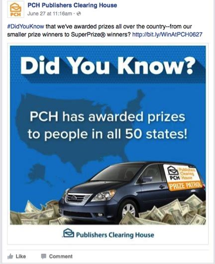 Pch Com Account Information - did you know pch winners live in all 50 states pch blog