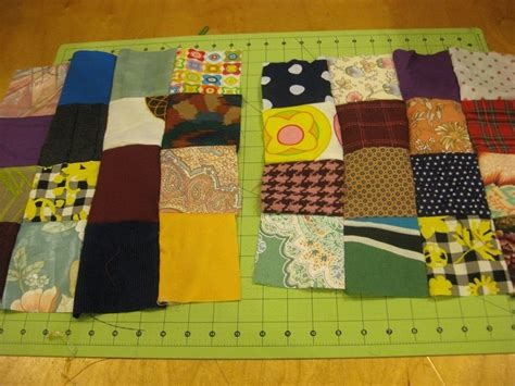 How To Make A Patchwork Quilt Out Of Baby Clothes - cosy patchwork quilt 183 how to make a patchwork quilt