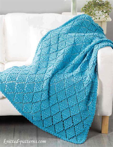 pattern crochet throw lace throw crochet pattern free