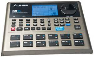 easy to use drum machine alesis sr18 drum machine sound light rental event