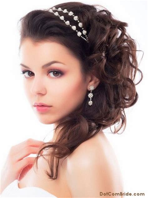 bridal hair with pearls hair - Wedding Hairstyles With Pearls