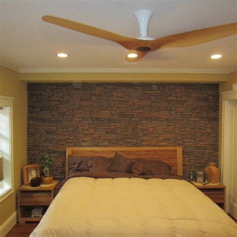 stone accent wall bedroom accent walls creative faux panels