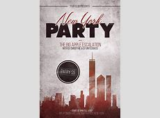 New York Party Flyer Template by Flyermarket | GraphicRiver Fancy Text Generator